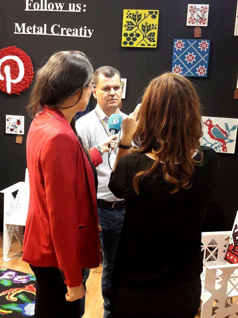 Lucian Haritonov interviu antena 3