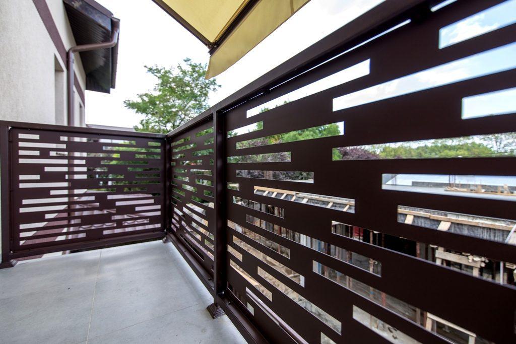 balustrada metalica balcon la comanda