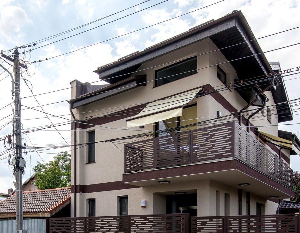 balustrade la comanda pentru balcon