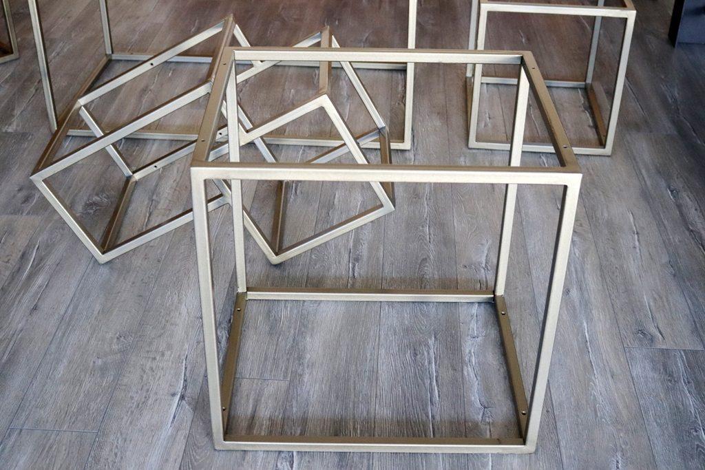 cadre metalice la comanda pentru mobilier