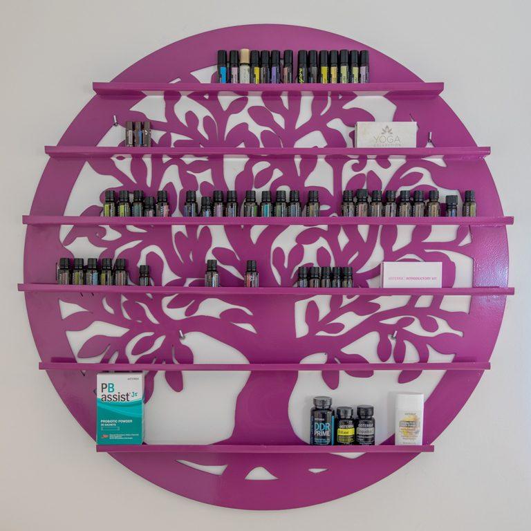 display tabla decupata