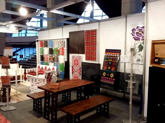 mobilier industrial la romexpo