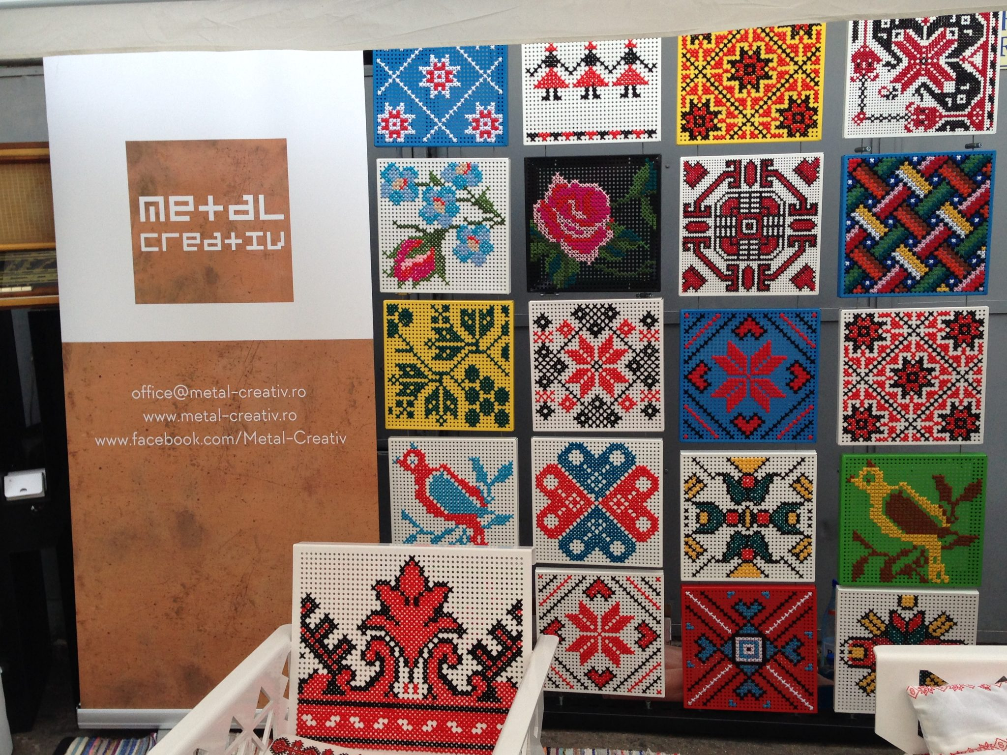 panouri decorative la Femei pe Matasari