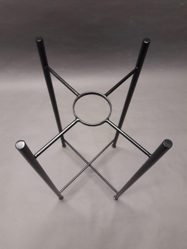 suport metalic la comanda pentru lavoar baie